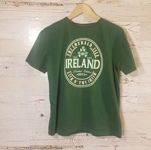 Traditional Craftwear Ireland graphic tee